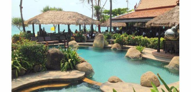 Poppies Hotel, Chaweng Beach, Ko Samui