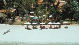 Chaweng Beach hotels, Ko Samui