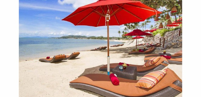 Rockys Boutique Resort, Lamai Beach, Ko Samui