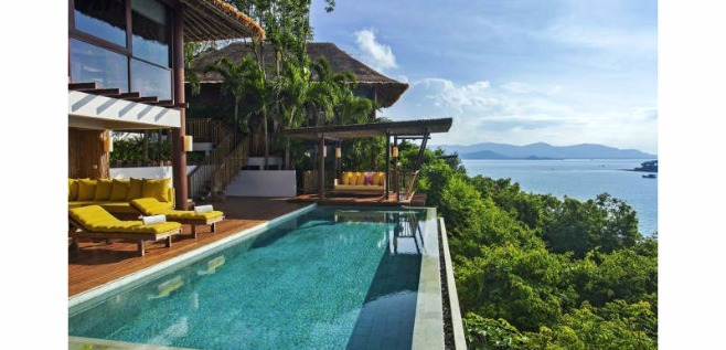 Six Senses Hideaway Resort, Koh Samui